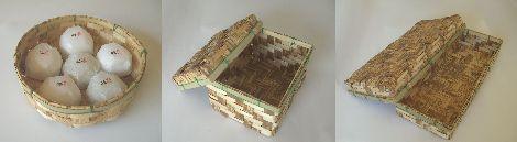 アウトレット 竹皮 弁当箱